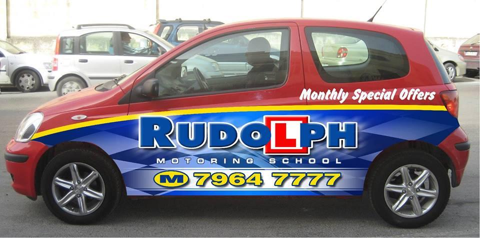 2 car rudolph