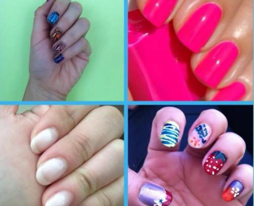 5 Manicure