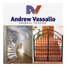 Andrew Vassallo General Trading Ltd All Malta Business