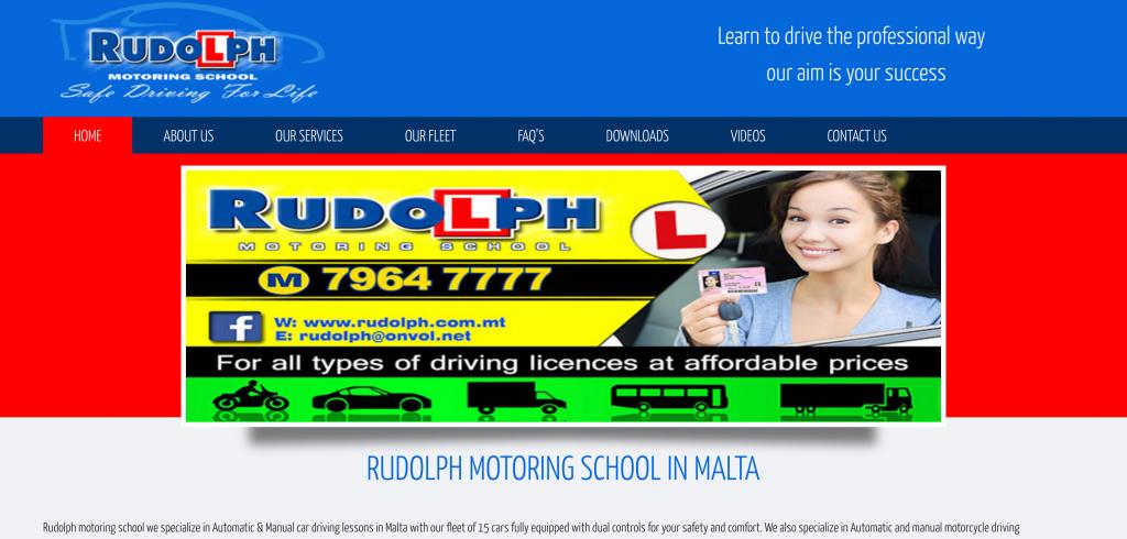 Rudolph Website