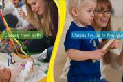 Baby Sensory and Toddler Sense
