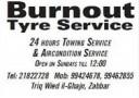 Burnout Tyre Service