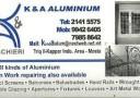 K & A Aluminium