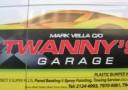 Mark Vella co Twanny's Garage
