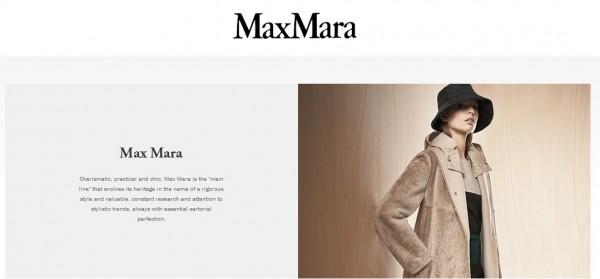Max Mara About