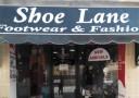 Shoe Lane Footwear & Fashion for clothing, shoes, handbags